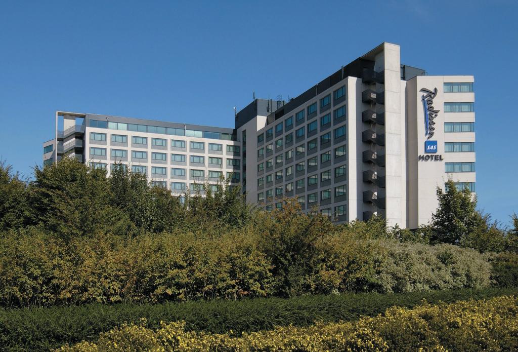 ラディソン ブリュー ホテル アムステルダム エアポート
