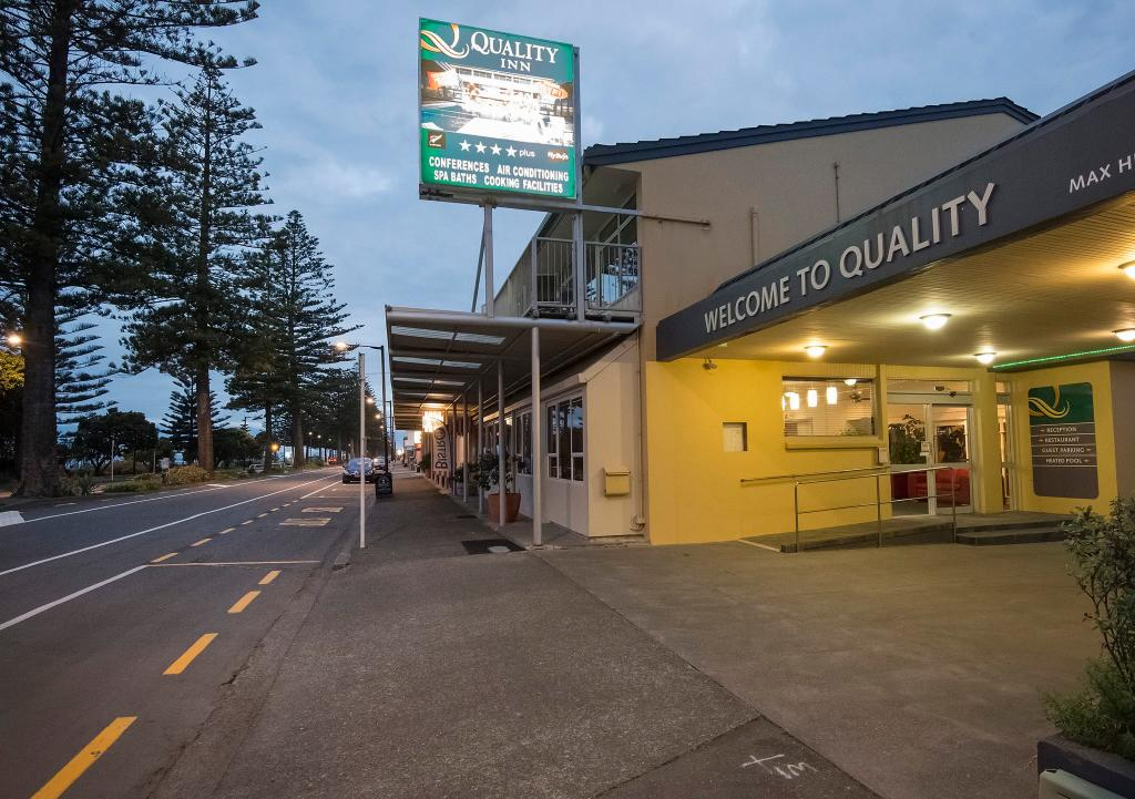 Quality Inn Napier Travel