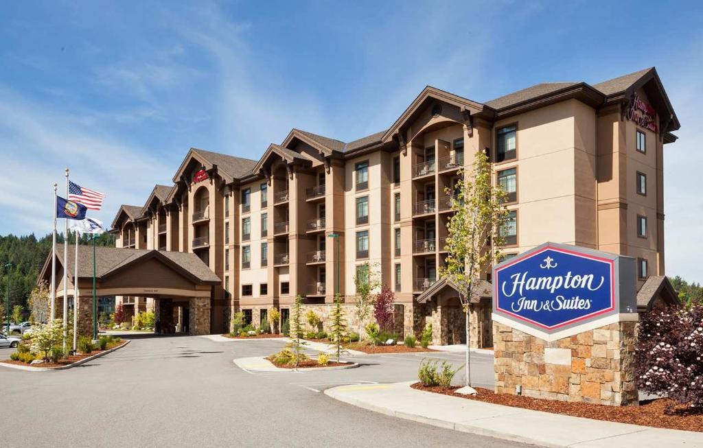 Hampton Inn & Suites Coeur d'Alene