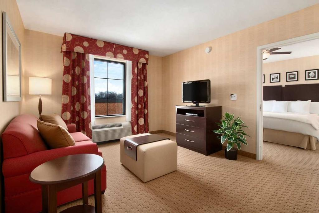 新鎮-賓夕法尼亞州蘭霍恩希爾頓惠庭套房飯店