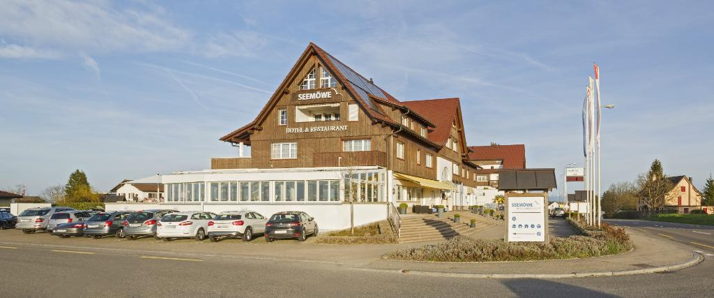 Hotel Restaurant Seemöwe
