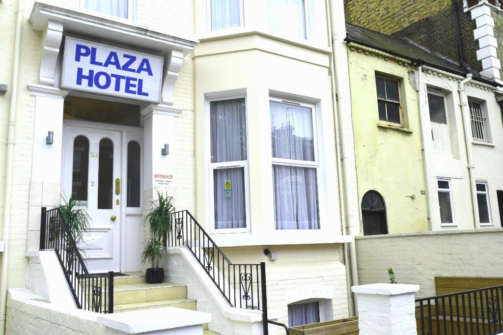 프라자 호텔