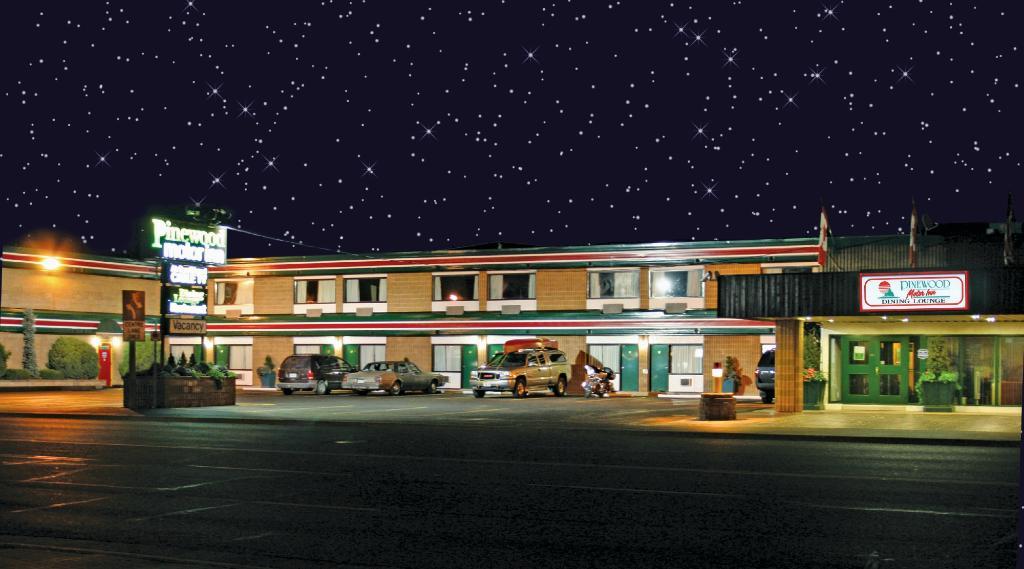 松樹汽車旅館