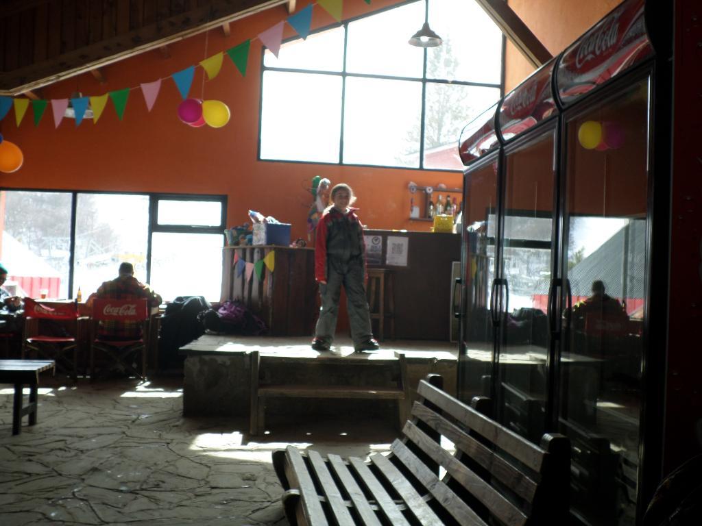 Refugio Slalom
