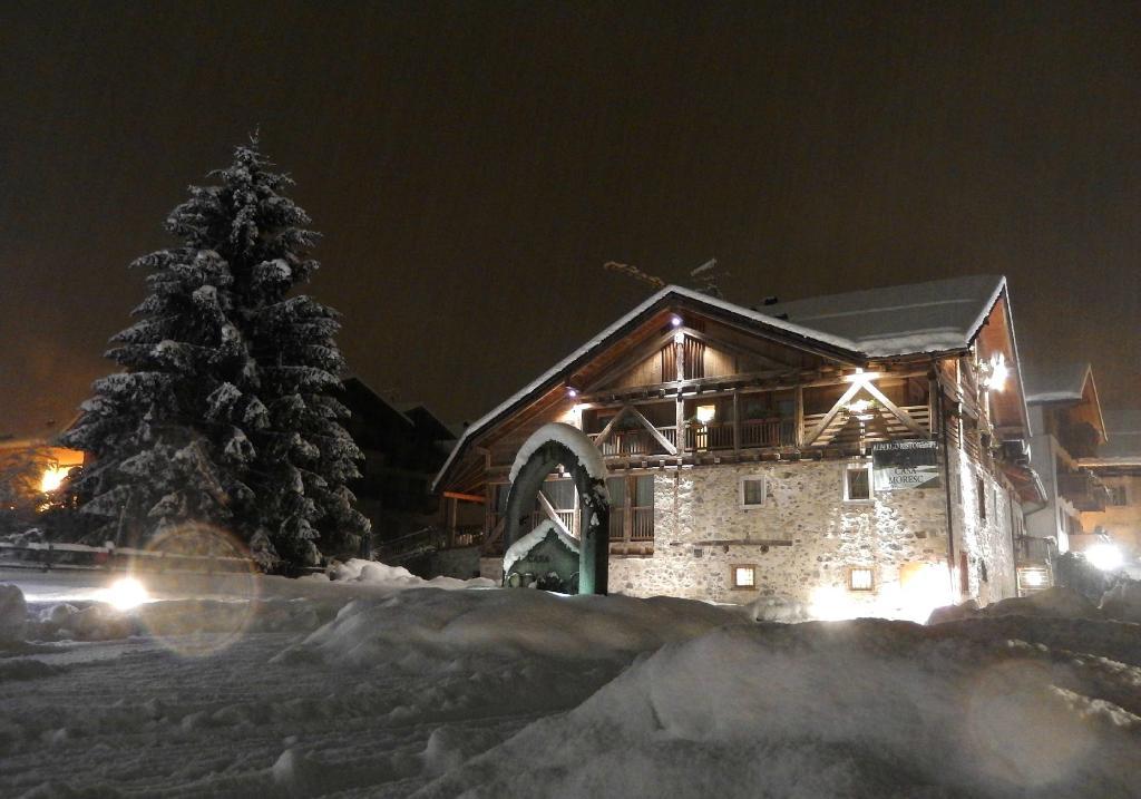 Casa Moresc Albergo Garni