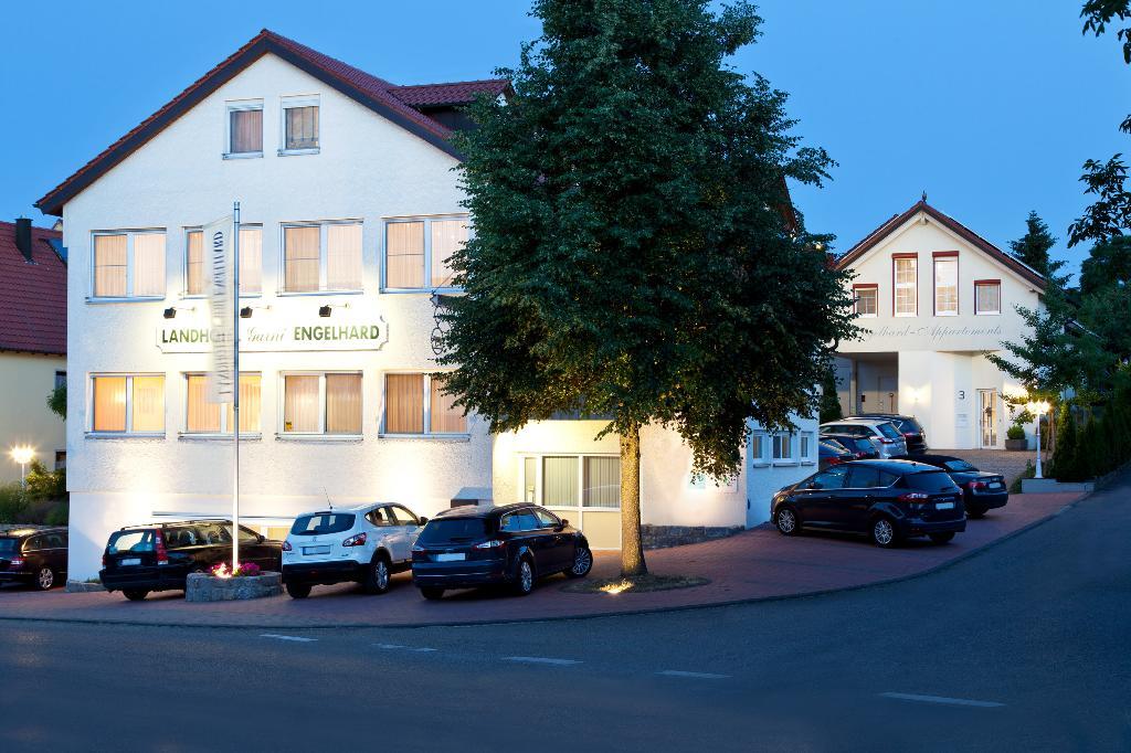 Landhotel Garni Engelhard