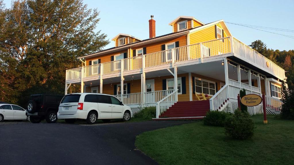 The Island Inn B&B