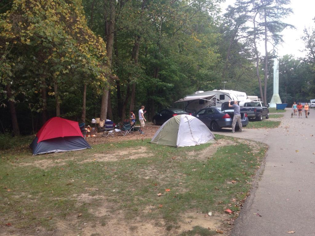 ‪Hocking Hills Campground‬