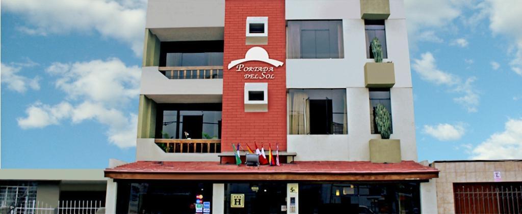 Hotel Portada del Sol