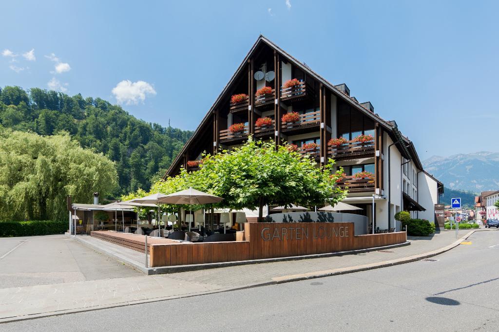 ホテル クローネ ザルネン