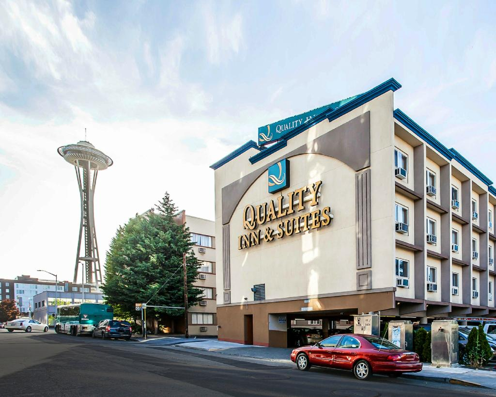 ‪Quality Inn & Suites Seattle‬