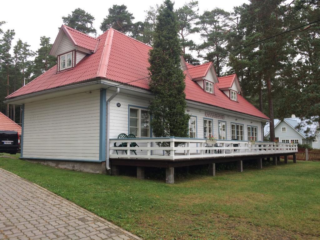 Rannamannid Guesthouse
