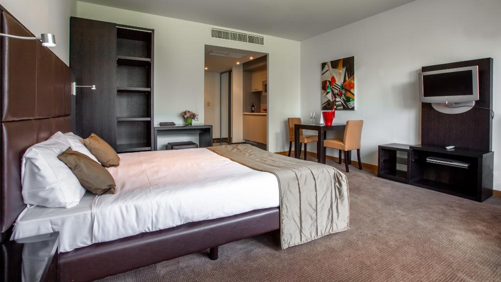 Premier Suites Brussels Lounge