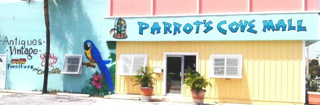 Parrot's Cove Mall