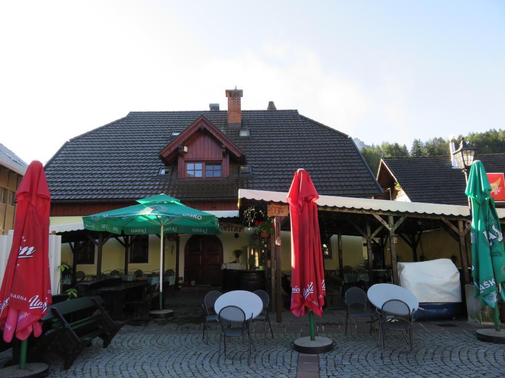 ゴスチラ コヴィター ホテル