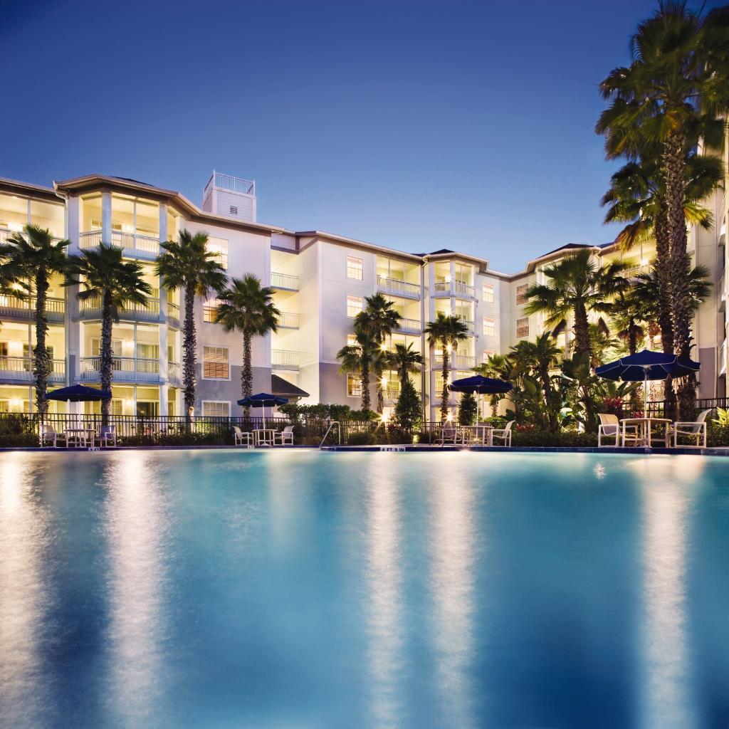 賽普拉斯棕櫚溫德姆酒店