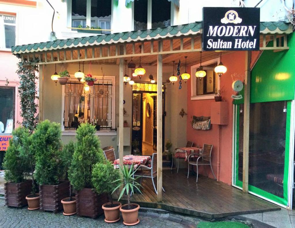 Modern Sultan Hotel