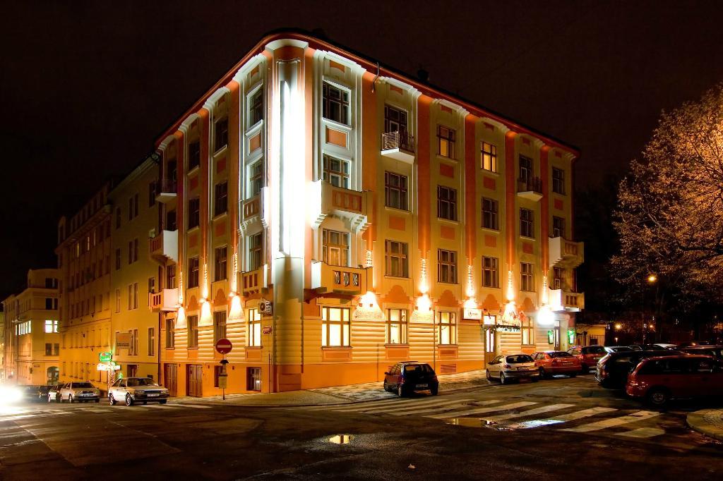 ホテル アラミス プラハ