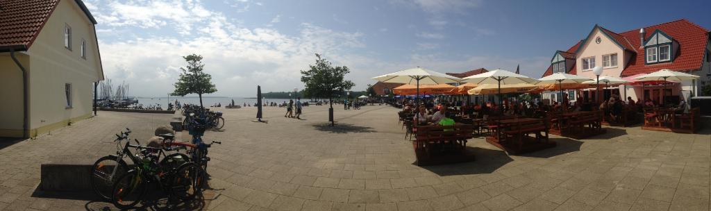 Ostsee-Strand Von Rerik