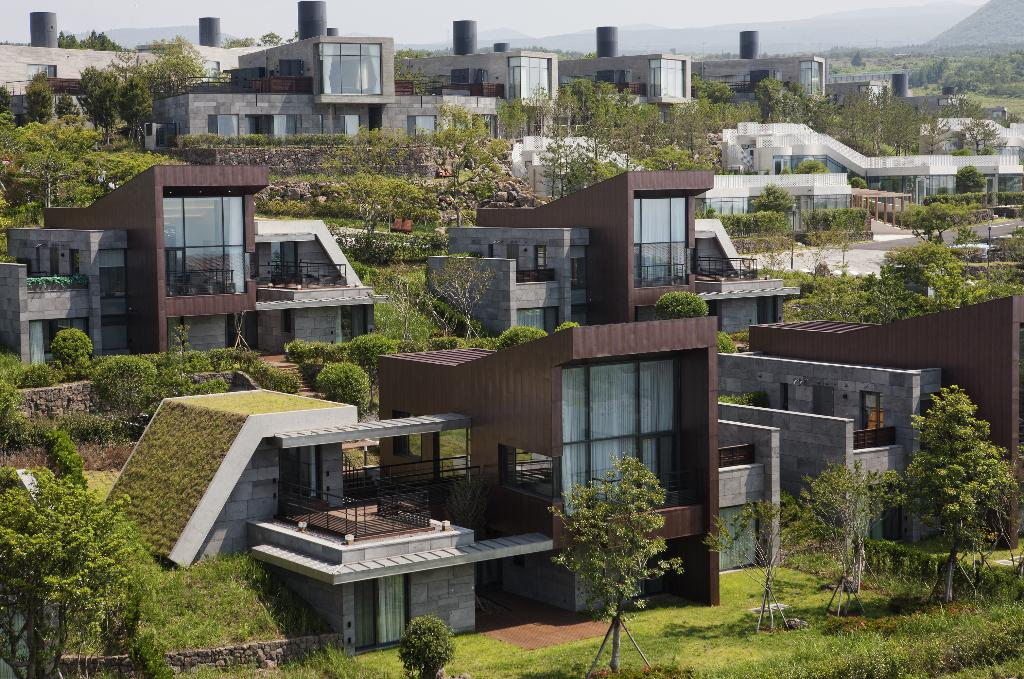 Lotte Resort Jeju Art Villas