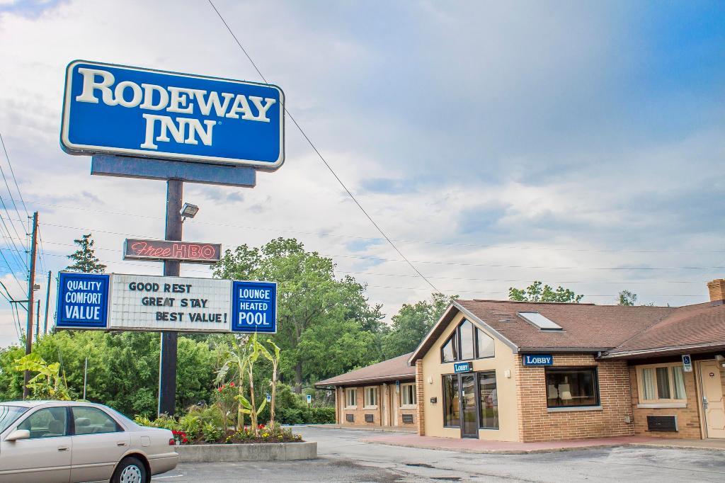 Rodeway Inn South