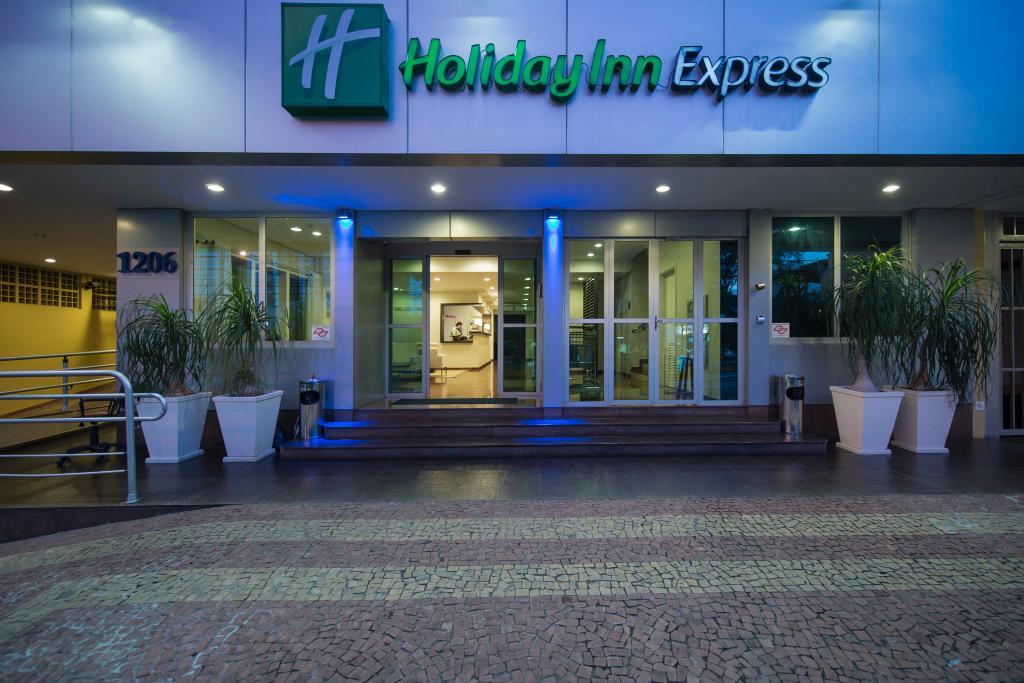 Holiday Inn Express Hotel Av. Sumare