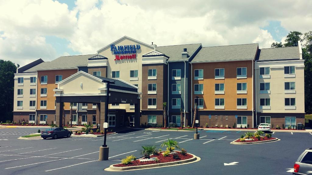 Fairfield Inn & Suites Columbia Northeast