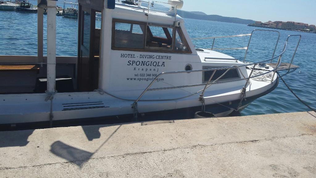 Spongiola Hotel Split