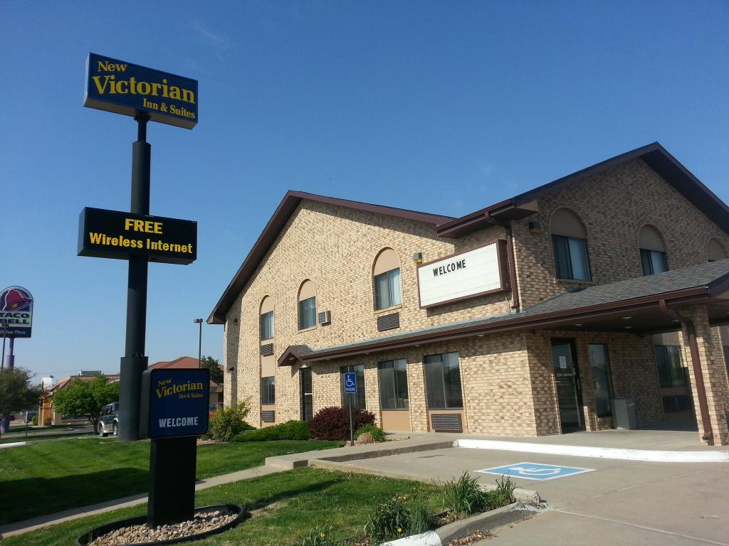 New Victorian Inn & Suites - Kearney