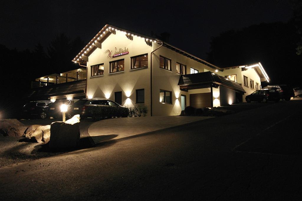 Landhotel Windlicht