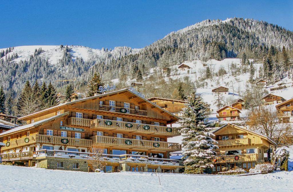 Hotel Les Roches & Spa