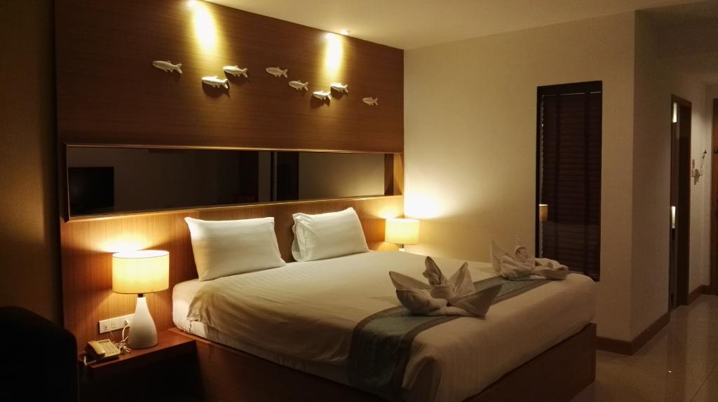 アンシノ ブキット ホテル