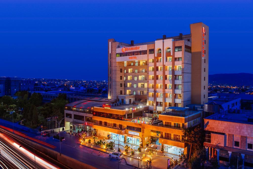 Ramada Hotel Sulaymaniyah Salim Street