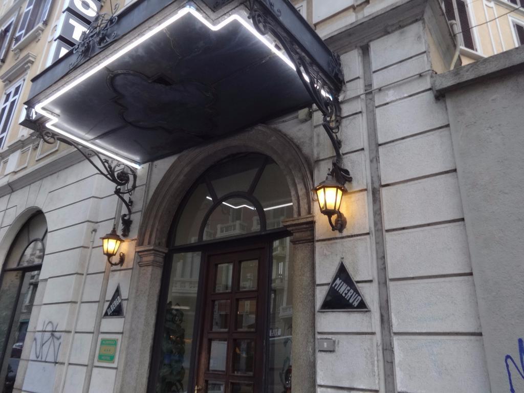 ホテル ミネルバ