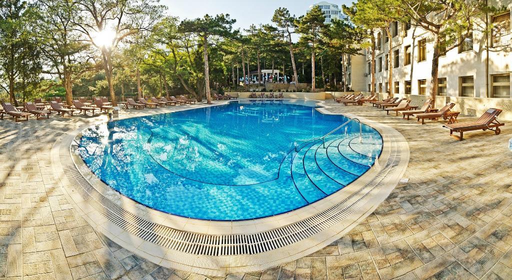 Sosnovaya Roscha Health Resort & Spa