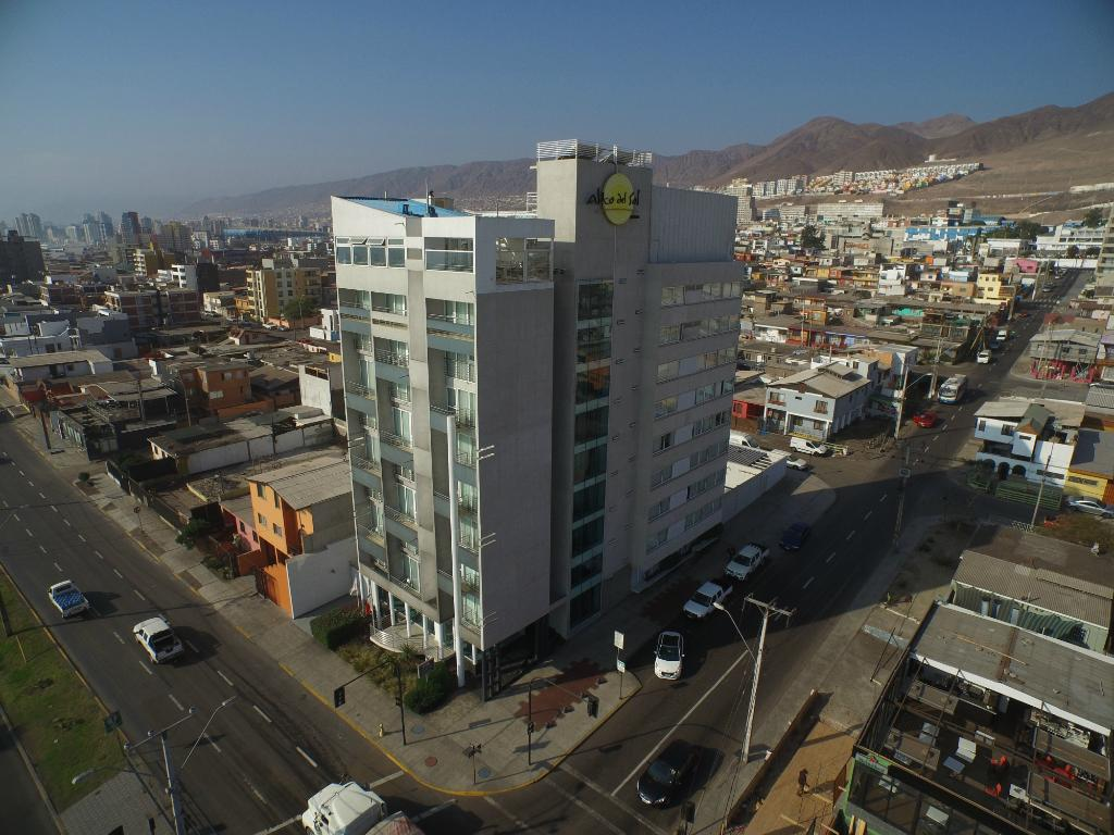 Hotel Alto del Sol Costanera