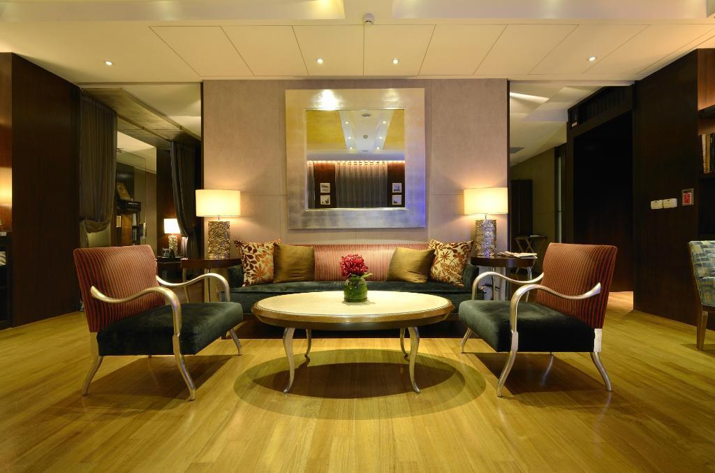 Les Suites Taipei Daan