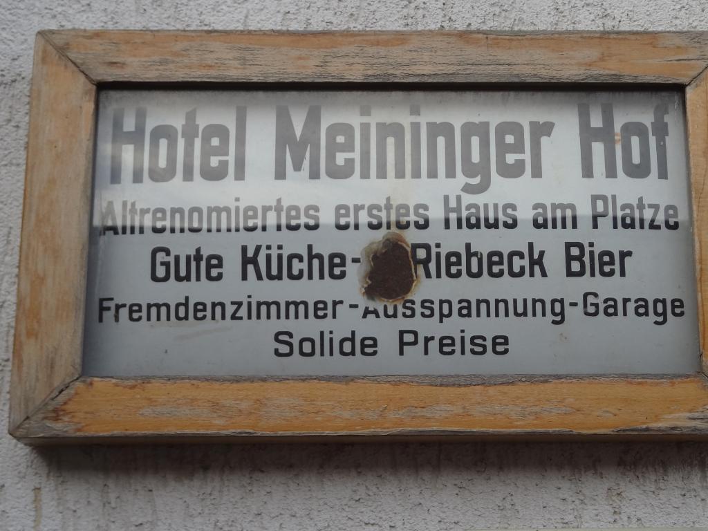 Hotel Meininger Hof