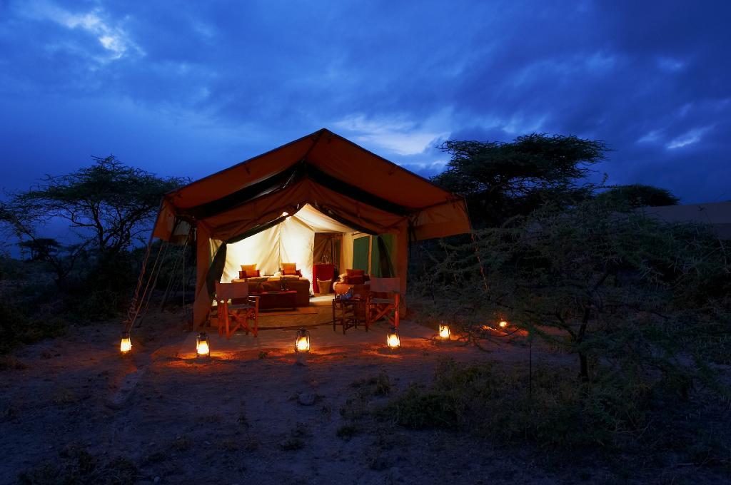 Ubuntu Camp, Asilia Africa