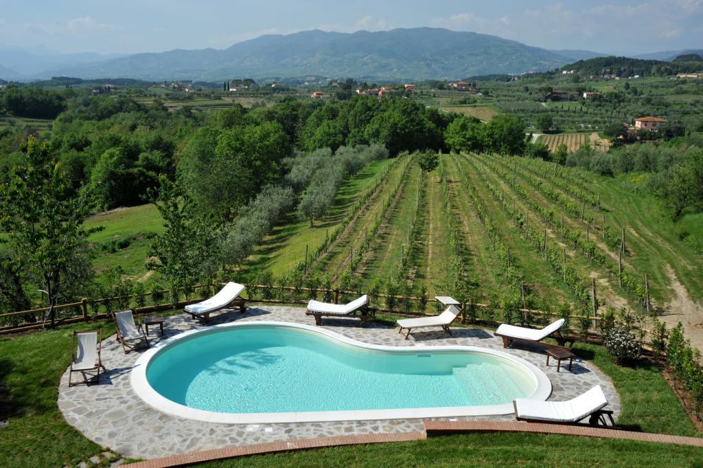 Agriturismo Montecarlo Belvedere