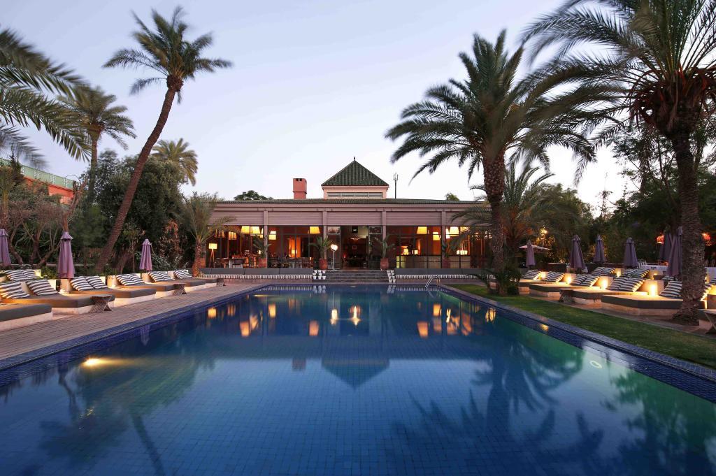 克里斯多夫勒羅伊花園飯店