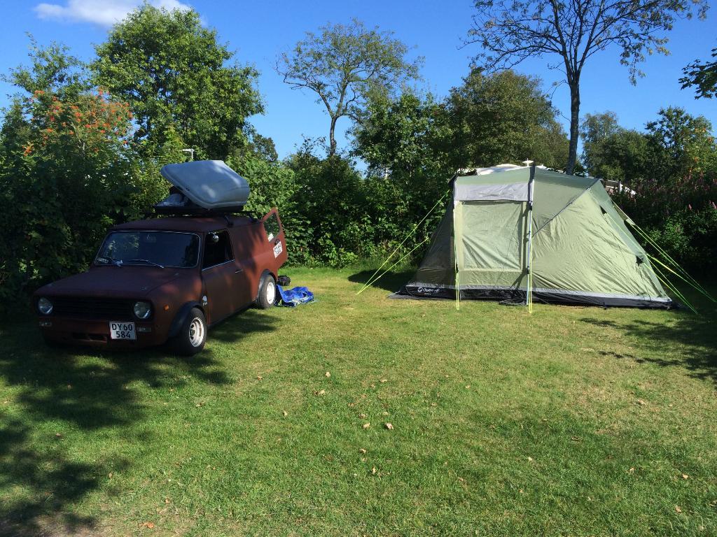 Laeso Camping & Hytteby