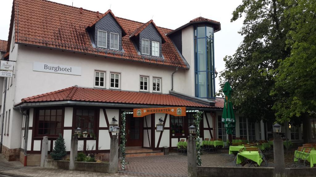 Burghotel Munzenberg GmbH