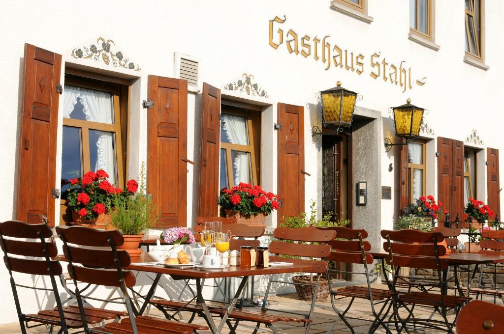 Gasthaus Weingut Stahl
