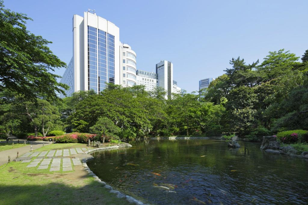 高輪皇家王子大飯店櫻花塔 東京