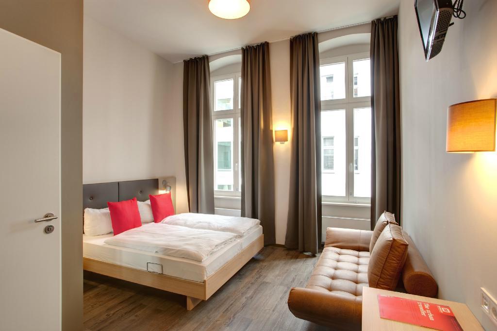 マイニンガー ホテル ベルリン ミッテ フンボルトハウス