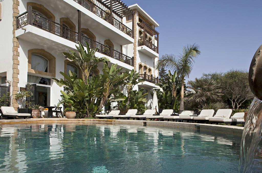 Hotel Ocean Vagabond Essaouira