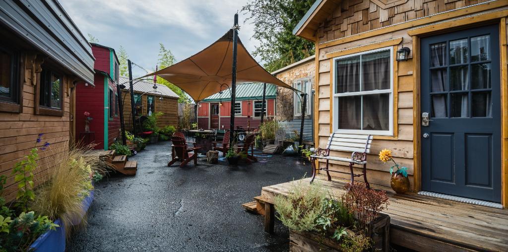 Caravan - The Tiny House Hotel