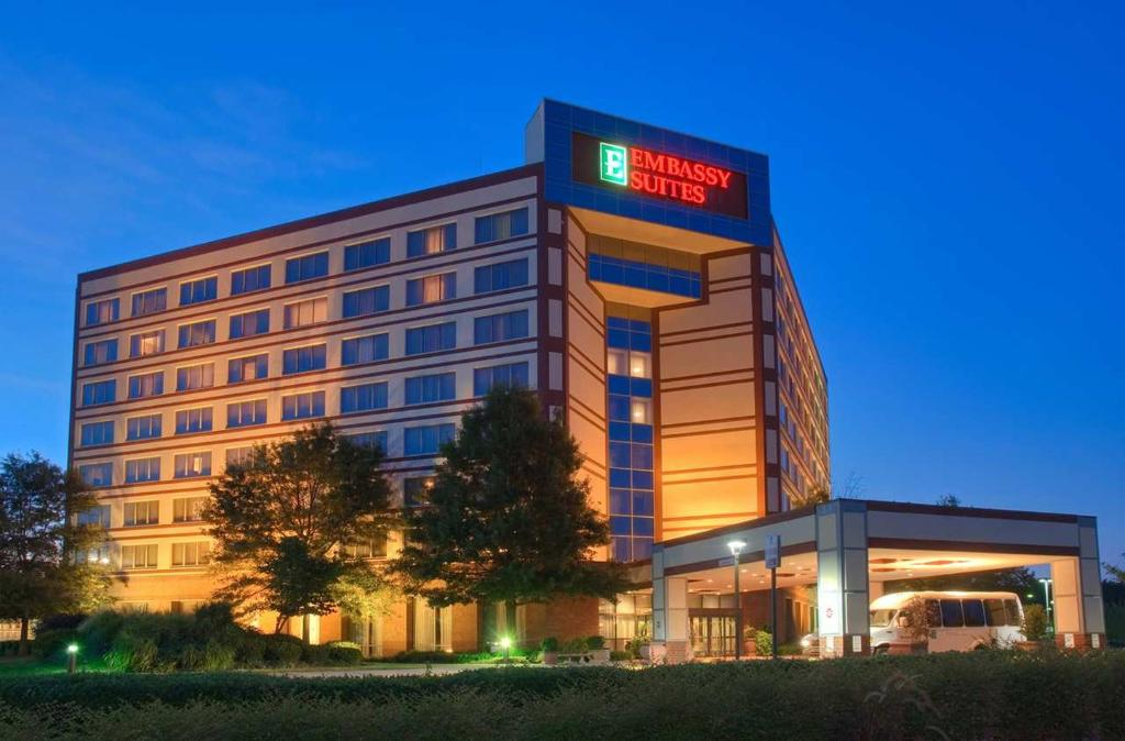 ‪Embassy Suites by Hilton Baltimore BWI - Washington Intl. Airport‬