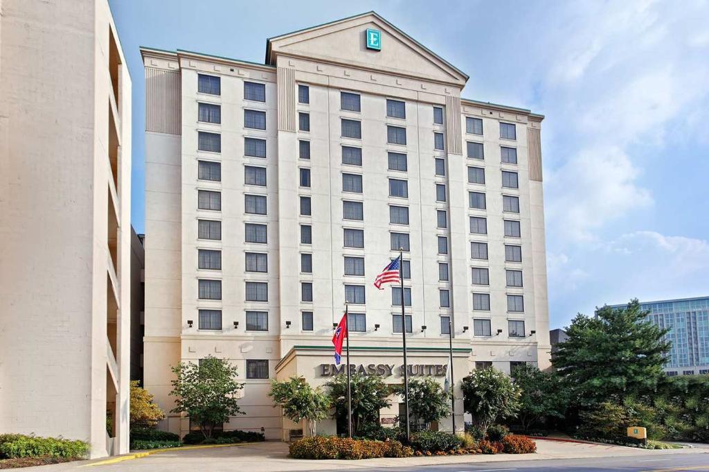 Embassy Suites by Hilton Nashville at Vanderbilt